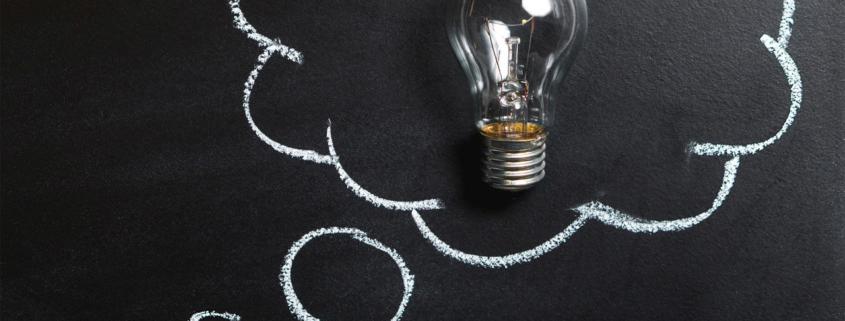 imagination light bulb